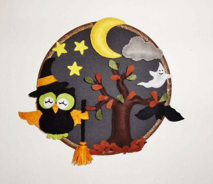 Halloween d coration murale ou plaque de porte monsieur for Idee decoration porte halloween