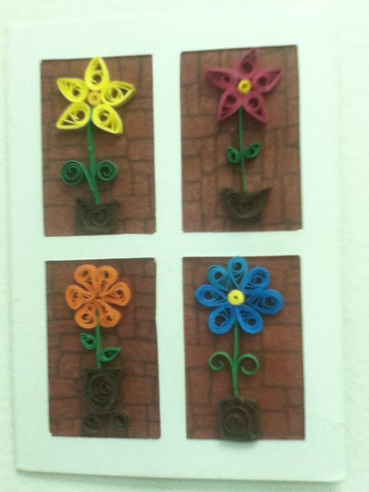 Cuadratura floral