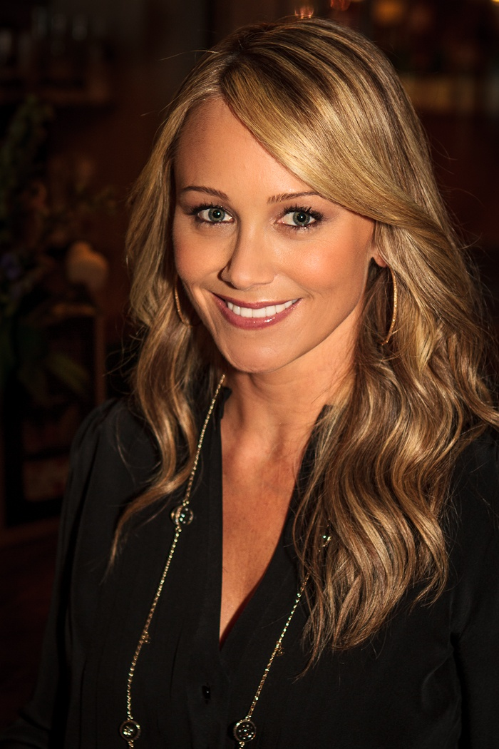 Actress and Nourish Brand Ambassador Christine Taylor looking radiant at the Nourish launch in New York City. Picture courtesy of Well+Good NYC. Click through to learn Taylor's beauty secrets.