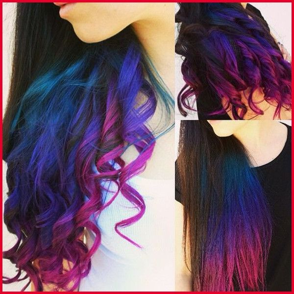 How To Color Hair Tips How To Color Hair Tips 481500 How To Dip Dye Your Hair At Home With Three Different Styles Vpf Ombre Hair Color Dip Dye Hair Hair Styles