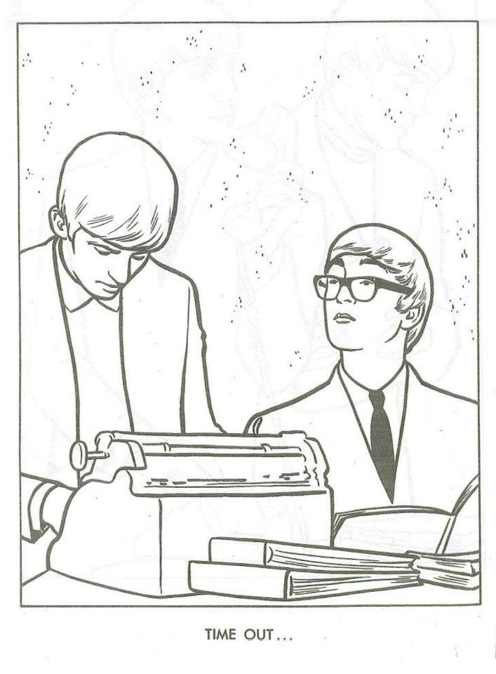 Lujo Libro De Colorear Beatles Galería - Dibujos Para Colorear En ...