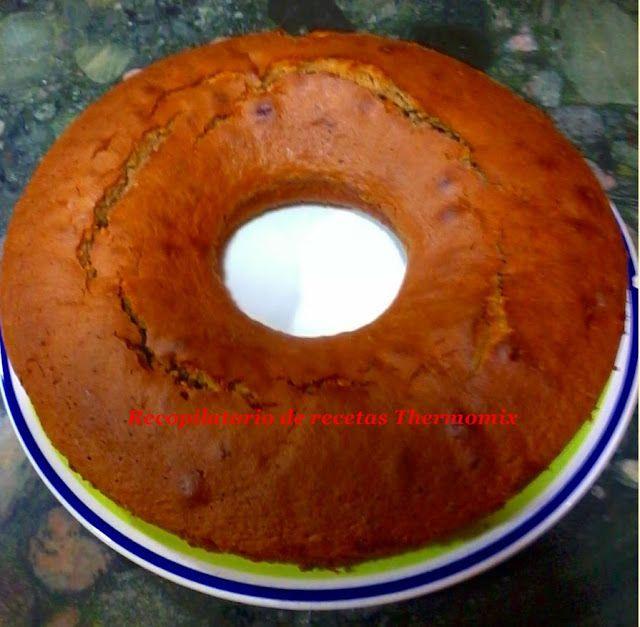 Recopilatorio de recetas : Bizcocho de yogur con chocolate blanco Thermomix