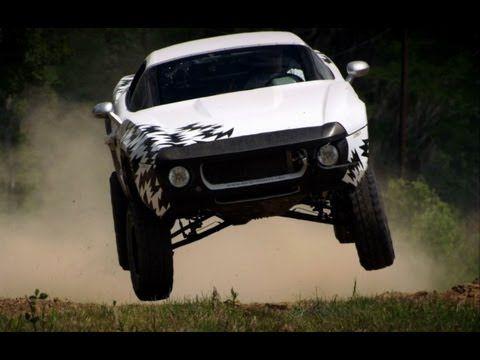 YO QUIERO MANEJAR ESTE CARRO Local MotorsRally Fighter Vs Air Boat - Top Gear USA - Series 2 (+lista...