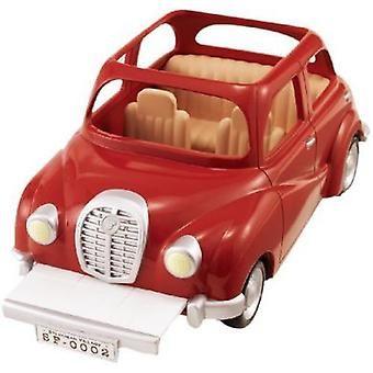 Sylvanian familier familiebil (leker, dukker og tilbehør, miniatyr leker, kjøretøy) 269 kr