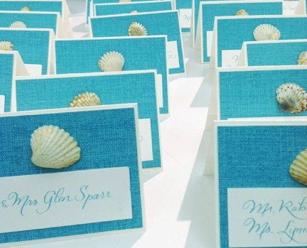 Escorts for an Island Wedding                        Ellen Weldon Design | @Grace_Ormonde @Wedding_Style |