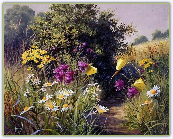 Mary Dipnall (1936 - ....) | İngiliz Ressam - Forum Gerçek