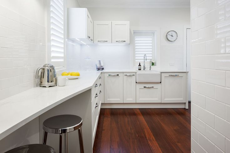 """Up on the design blog //   """"How to maximise space in the kitchen""""  A must-read if you're in the process of designing your kitchen or about to embark on a renovation.    #design #kitchen #cabinetry #designideas #interiordesign"""