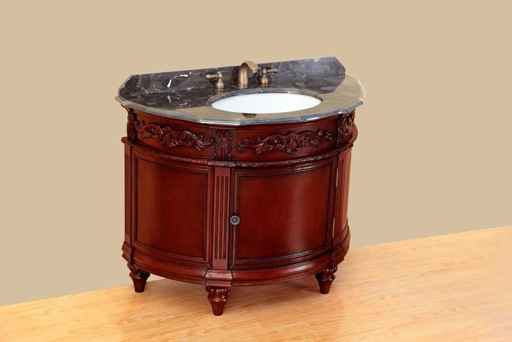 5 Bathroom Vanities That Look Like Antique Furniture