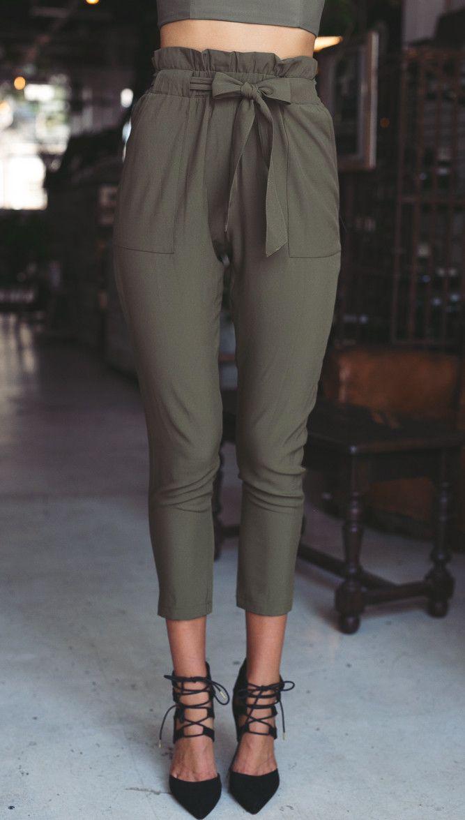 Hudson Pants (Khaki)