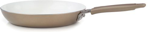 WearEver C9440774 Pure Living Nonstick Scratch-Resistant Durable Ceramic Coating Healthy PTFE-PFOA-Cadmium Free Dishwasher Safe Oven Safe Cookware Saute Pan / Fry Pan, 12-Inch, Gold WearEver http://www.amazon.com/dp/B008AH6DCY/ref=cm_sw_r_pi_dp_Azx3tb14GXRJ0ZFY
