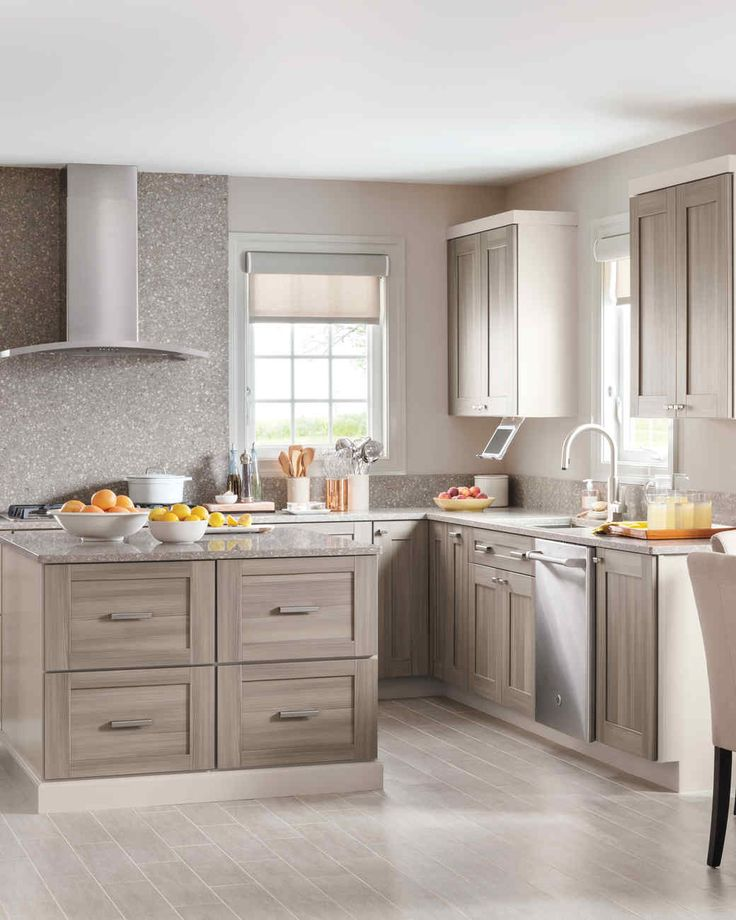 Living Kitchen Designs from The Home Depot