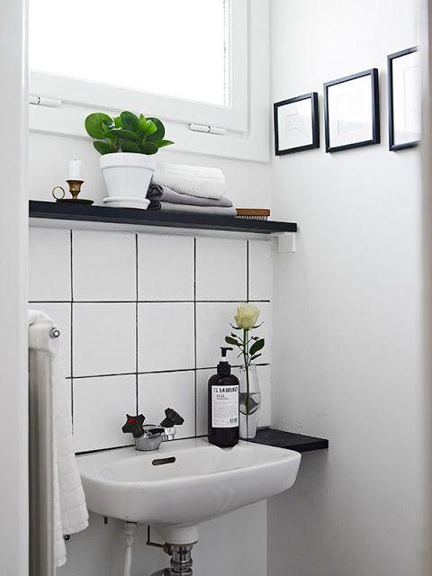 """blog de decoração - Arquitrecos: Que tal dar um """"up"""" no seu banheiro? Pode ser fácil (e barato)!"""