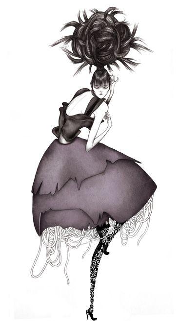 Ilustração de Laura Laine