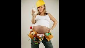 Disfraces para embarazadas. Disfraces para embarazadas para Halloween. Disfraces para embarazadas para Carnaval.