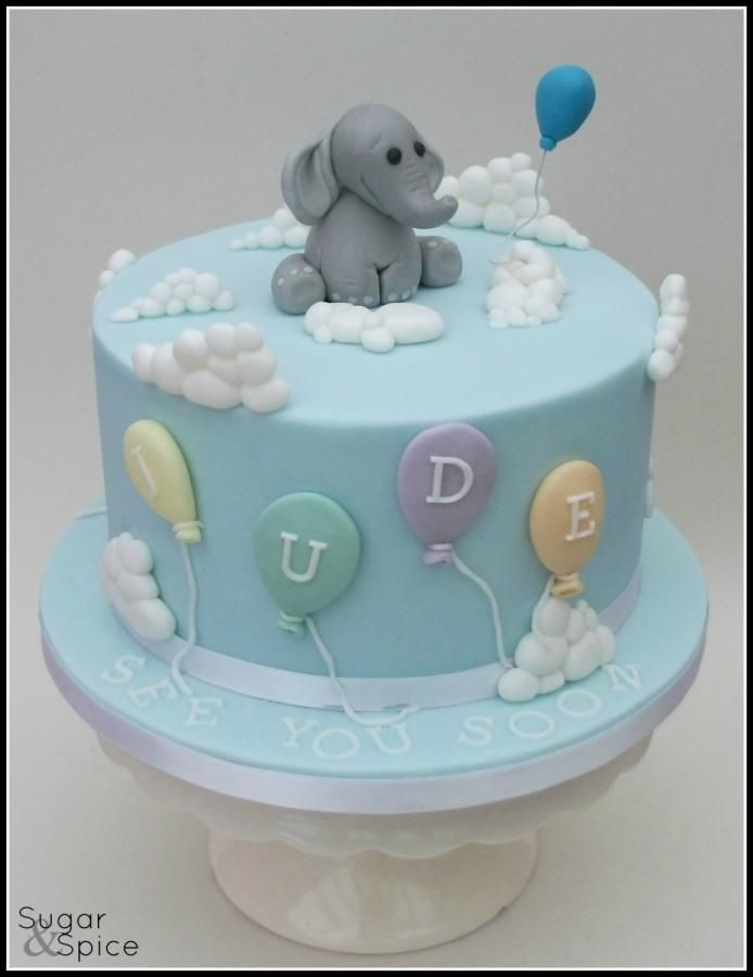 elephant baby shower cake 608 best images about cakes on 1st 3871
