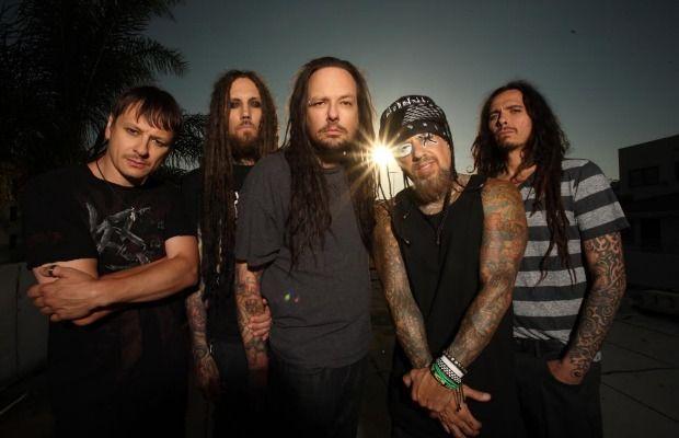 Jonathan Davis reflects on 20 years of 'Korn,' talks Slipknot tour - Alternative Press