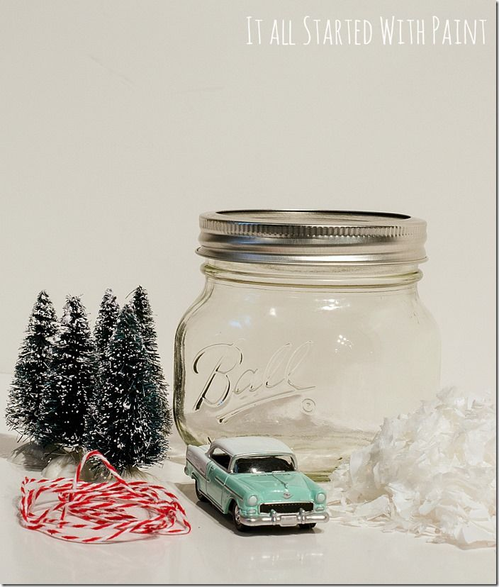 car-with-tree-in-mason-jar-christmas-decoration-6 1