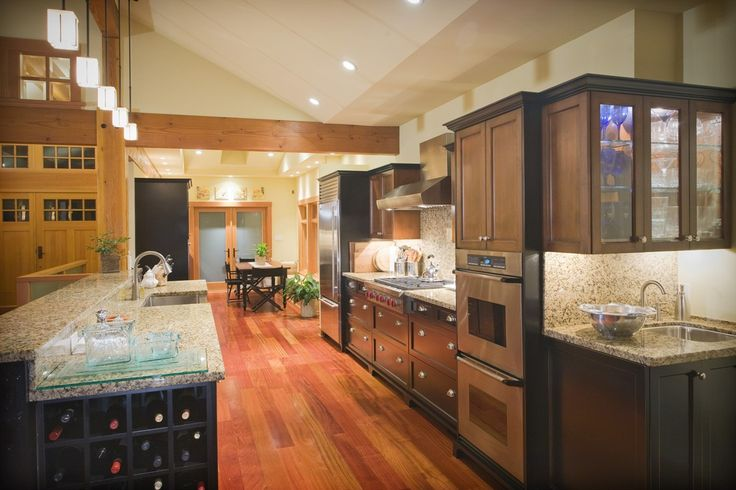 Custom Home - Victoria BC by Road's End Contracting