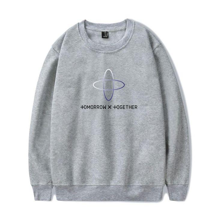TXT Sweatshirt Grey 2 from army's shop
