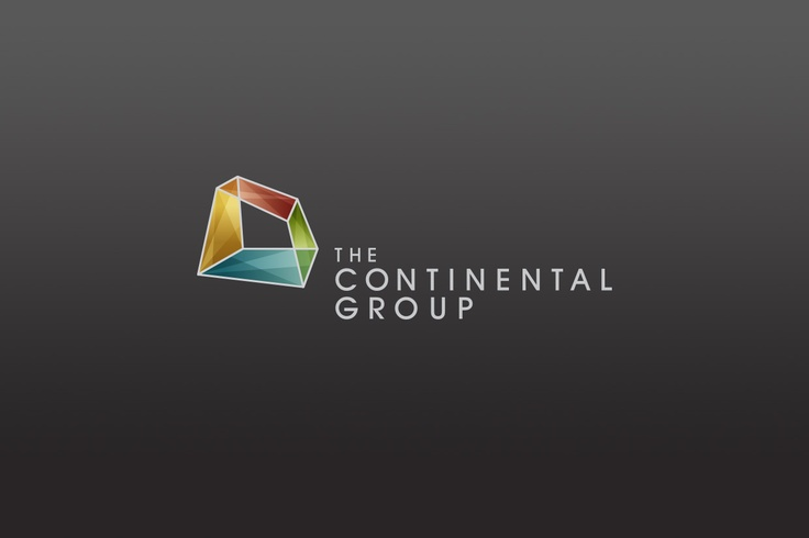The Continental Group Branding.