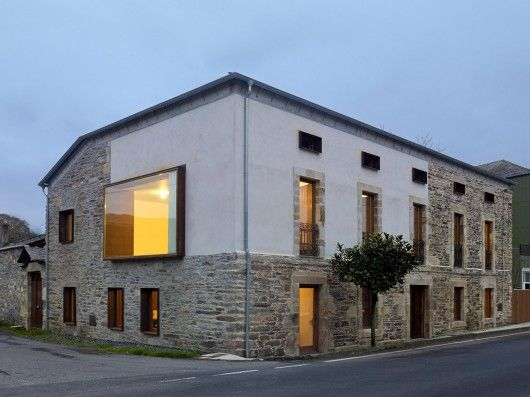OLAestudio - House Refurbishment, Baralla (2014)