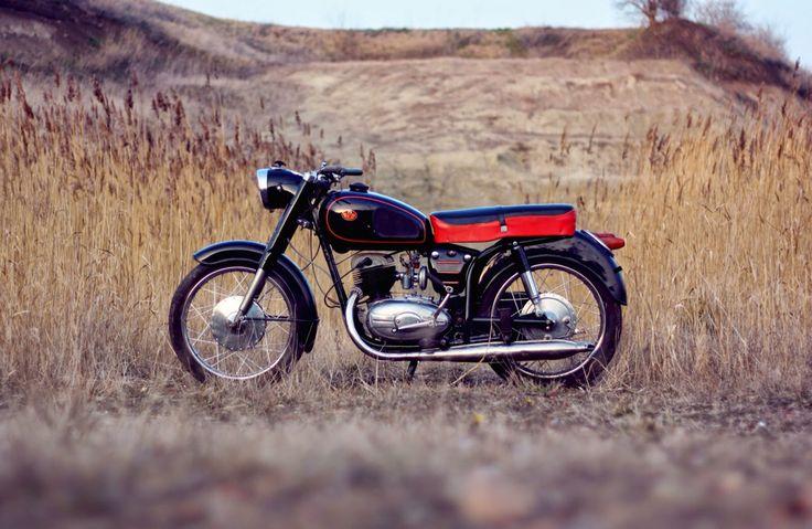 Pannonia 250 ccm