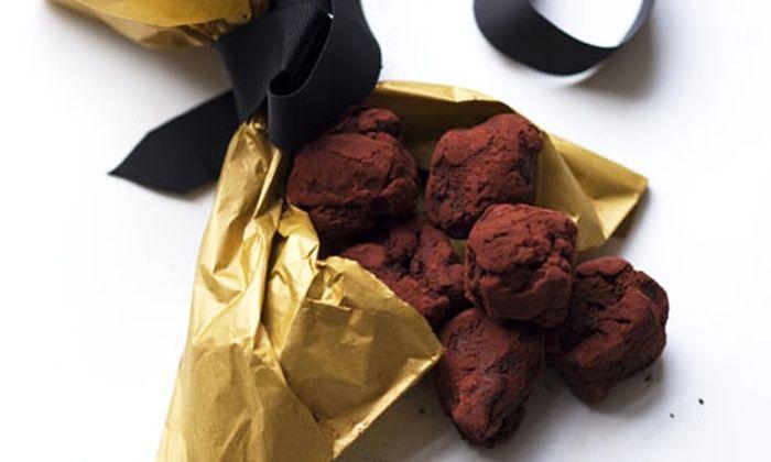 nigel slater classic chocolate truffles