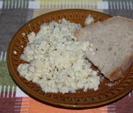 Recept Květákový mozeček od IreVo - Recept z kategorie Hlavní jídla - vegetariánská