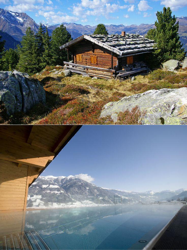 16 best alpina zillertal images on for Boutique wellnesshotel osterreich