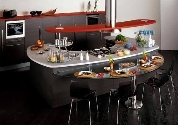 72 Gambar Desain Dapur Rumah Minimalis Modern Cantik dan ...