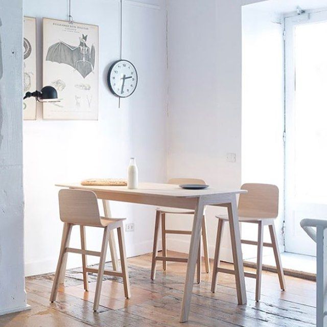 GM! Start your day with a dosis interior inspiration from the nice furniture brand @alki_furniture ! Love the shape of their chairs  #ilovemyinterior