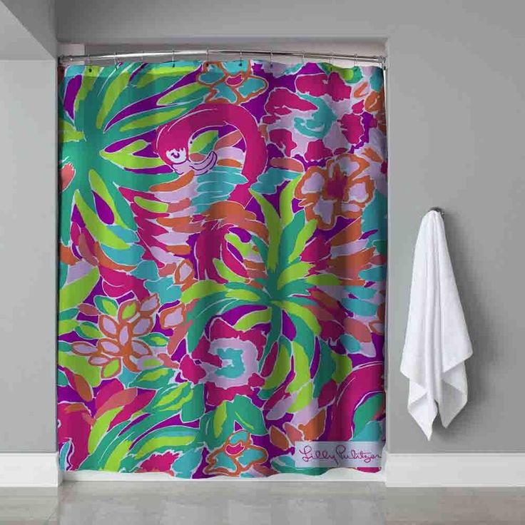 Lilly Pulitzer Pink Flamingo High Quality Shower Curtain 60 x 72 Inch #Unbranded #Modern #fashion #Style #custom #print #pattern #modern #showercurtain #bathroom #polyester #cheap #new #hot #rare #best #bestdesign #luxury #elegant #awesome #bath #newtrending #trending #bestselling #sell #gift #accessories #fashion #style #women #men #kid #girl #birthgift #gift #custom #love #amazing #boy #beautiful #gallery #couple #bestquality #lillypulitzer #flaminggo #floral #flower #logo