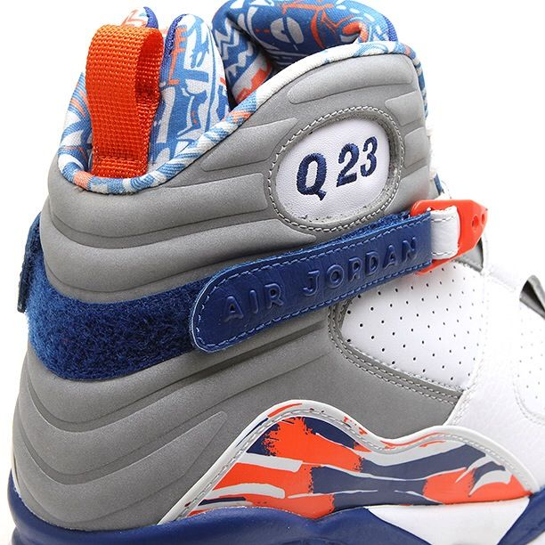 82b058bda8eb74 Drake Jordan 8 PE Ray Allen Air Jordan 8 Aqua Jordan 8 Retro  ...