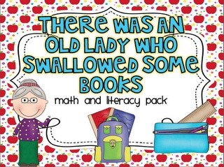 Live, Love, Laugh Everyday in Kindergarten: There Was An Old Lady Who Swallowed....Book Math, Swallows, Kindergarten Fun, Schools, Old Lady, Book Activities, Dr. Who, Children Book, Old Ladies