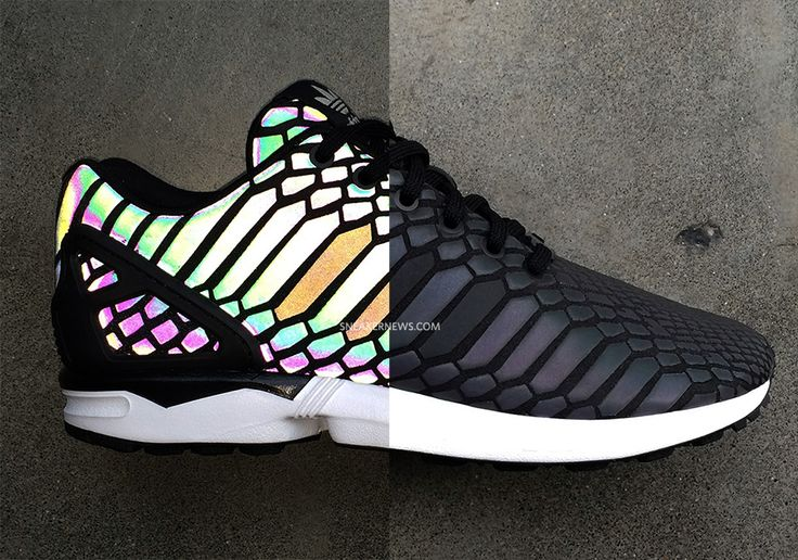 adidas zx flux xenopeltis snake 3m reflective adidas Originals To Debut A New…
