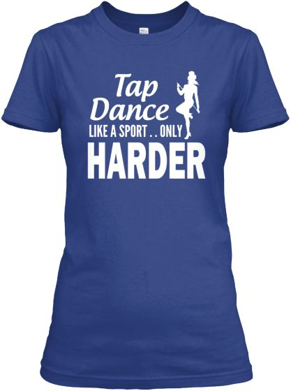 Tap Dance LIKE A SPORT . . ONLY HARDER