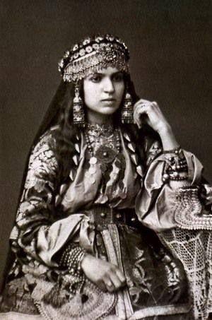 """Young Armenian Girl, circa 1917."""
