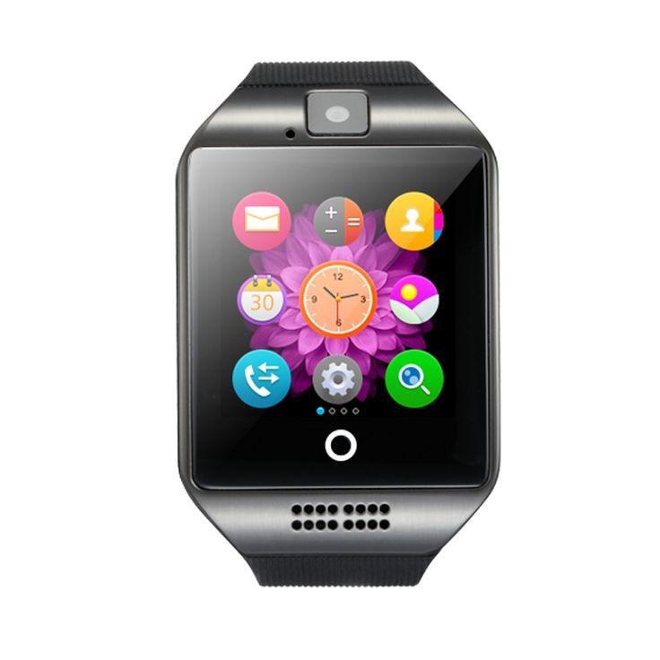 2016 SmartWatch Q18 Armbanduhr mit Touchscreen Kamera TF Karte Bluetooth Art Smart Uhr für Android Handy //Price: $US $24.91 & FREE Shipping //     #clknetwork