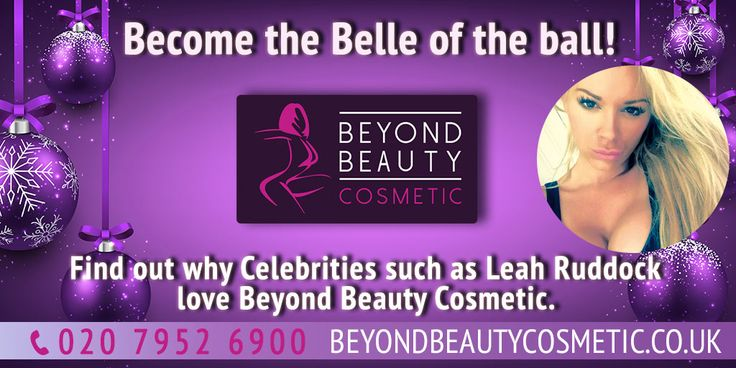 Find out why celebrity model Leah Ruddock has love for our clinic