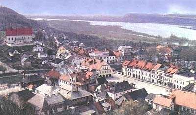 Poland : Kazimierz Dolny