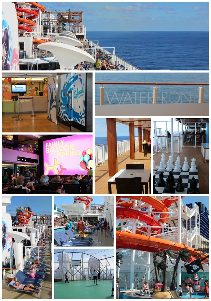 The ultimate family getaway norwegian cruise line for Ncl getaway
