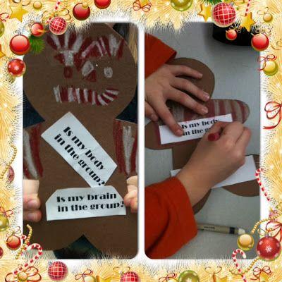 ... activities/gingerbread theme | Pinterest | Gingerbread Man