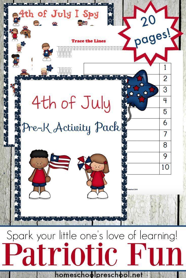 Patrioitic Printable For Tots And Preschoolers Kids Learning Activities Patriotic Activities Preschool [ 1100 x 735 Pixel ]