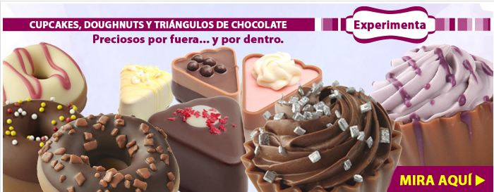 ¡Es un clic para enviar un regalo original dulce! ¡Ven a conocer nuestros deliciosos chocolates belgas!