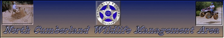 RoyalBlue Rangers ATV Club invites everyone to join us and have fun on the trails of The North Cumberland Wildlife Management Area 150,000 plus acres and over 400 miles of trails in beautiful Campbell, Anderson & Scott Counties located In Northeastern Tennessee, Open 24/7 365 Days A Year