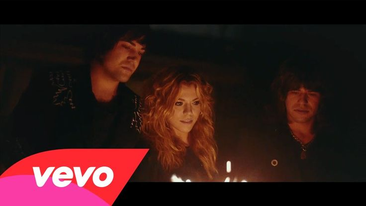 NEW VIDEO!   The Band Perry - Don't Let Me Be Lonely