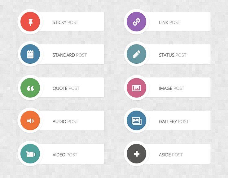 WordPress için Retina Ikonlar