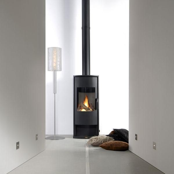 21 best Fireplaces images on Pinterest Wood stoves Gas