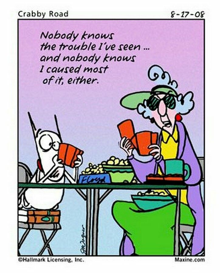 37 Best Images About Maxine-->gotta Love This Crazy,crabby
