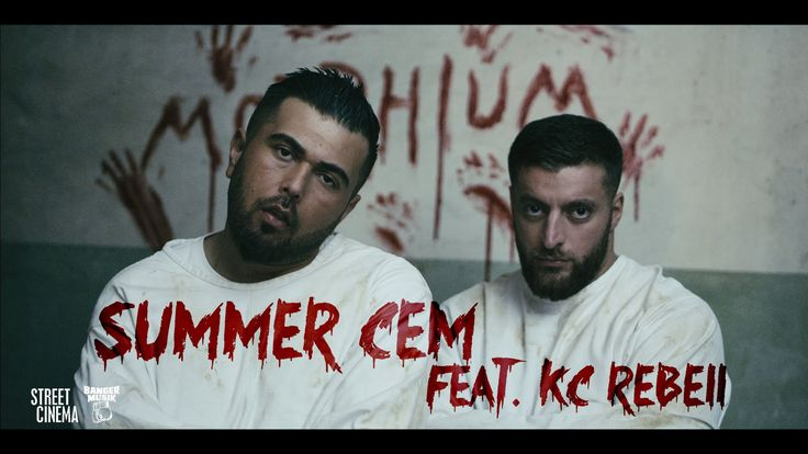 Summer Cem feat. KC Rebell ► MORPHIUM ◄ [ official Video ] prod. by Cub...http://newvideohiphoprap.blogspot.ca/2014/10/summer-cem-ft-kc-rebell-morphium.html
